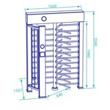 full-height-turnstile-ds401-dimensions