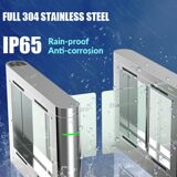 optical-swing-turnstile-ds212p-rain-proof
